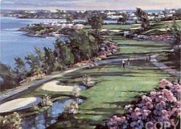 18th Fairway (Canvas)