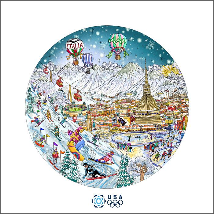 2006 Winter Olympic Games: Torino, Italy
