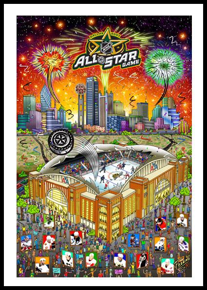 2007 NHL All-Star Game: Dallas