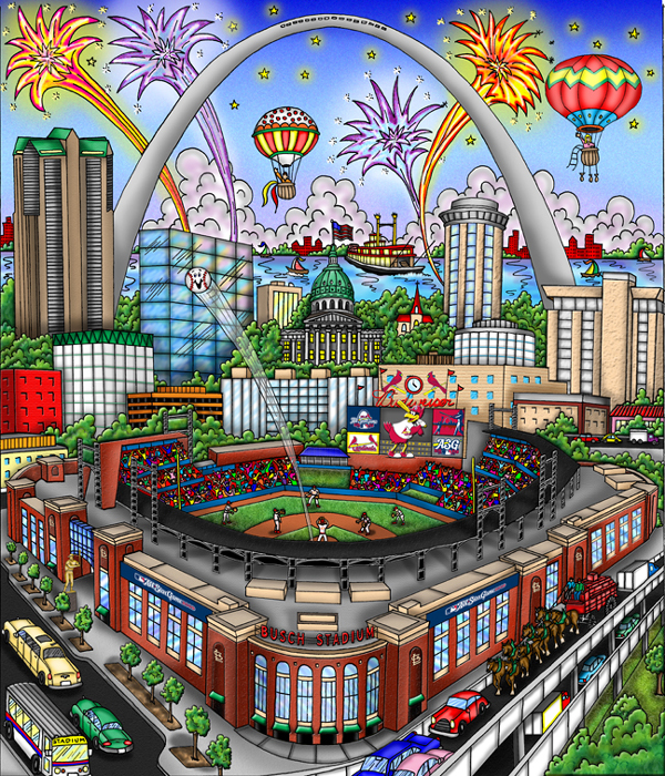 2009 MLB All-Star Game - St. Louis