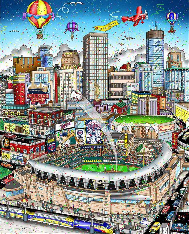 2014 MLB All-Star Game: Minnesota