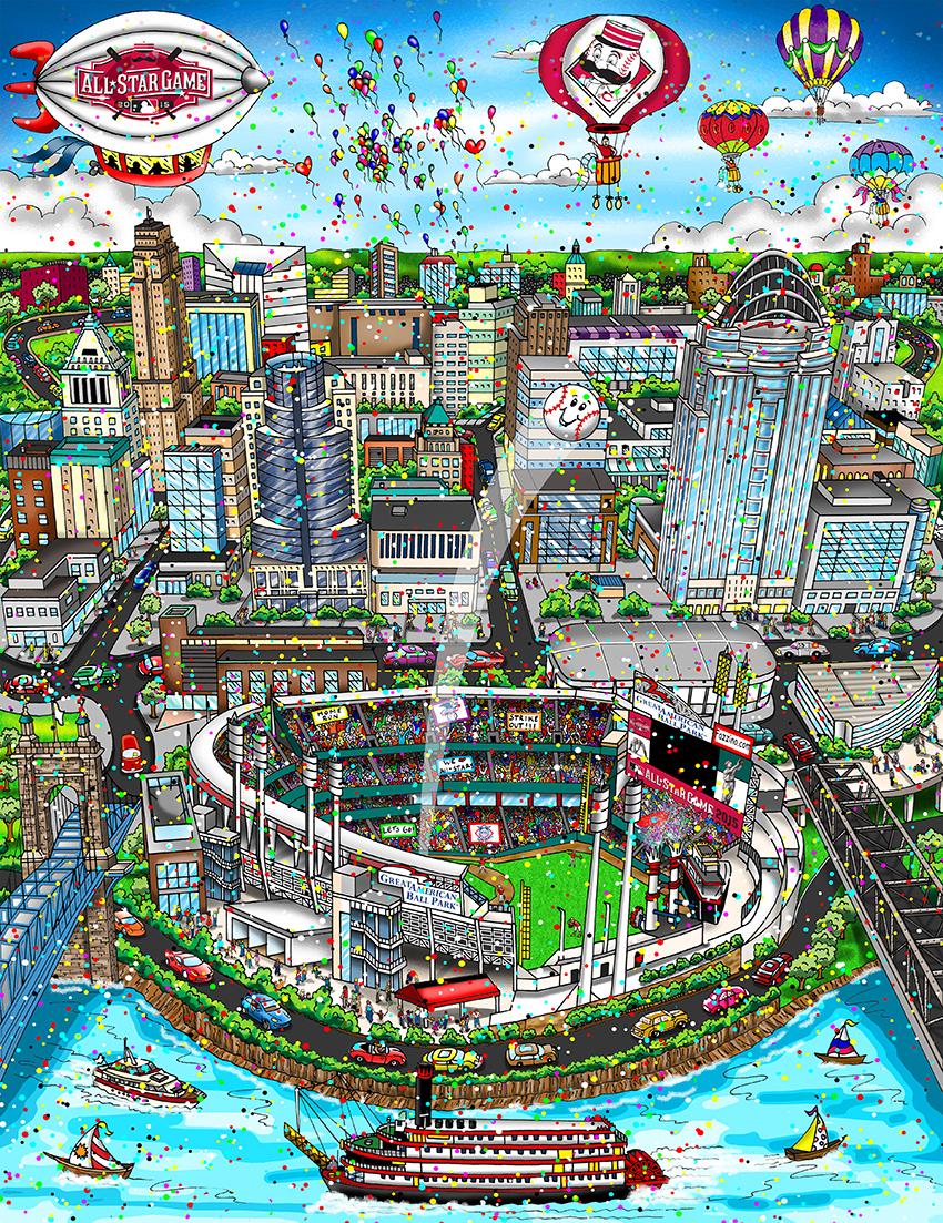 2015 MLB All-Star Game: Cincinatti