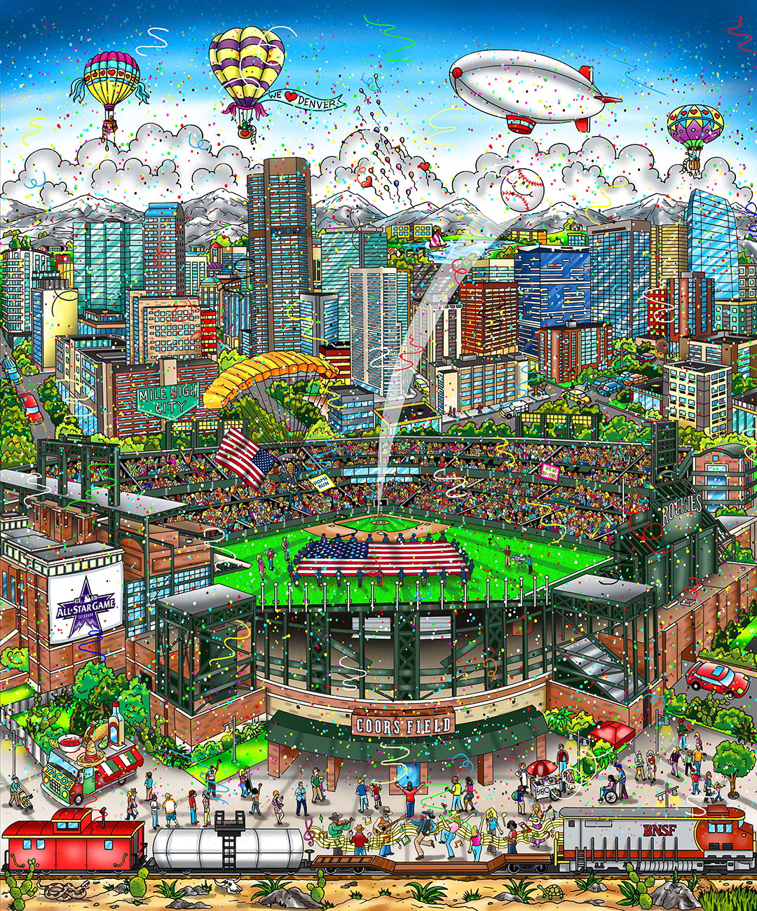 2021 MLB All-Star Game: Denver