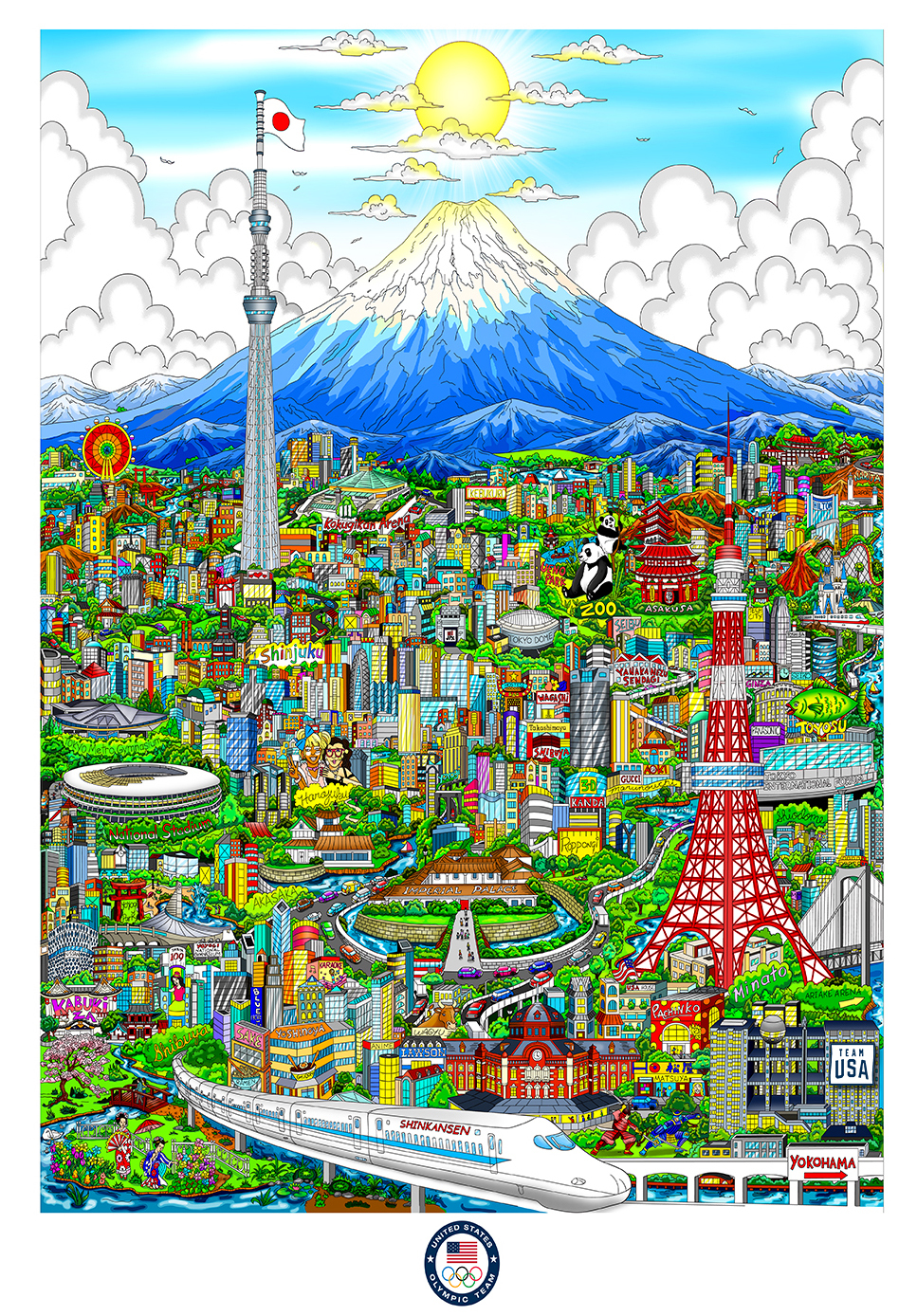 2021 Olympic Games: Tokyo